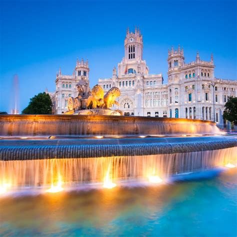 the most destinations in spain