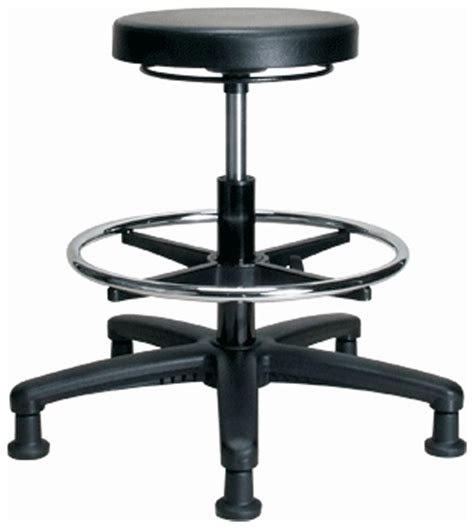 Stool Glides by Fisherbrand Polyurethane Stool With Glides Medium Bench