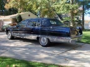 Cadillac Brougham Fleetwood 1993 Cadillac Fleetwood Brougham