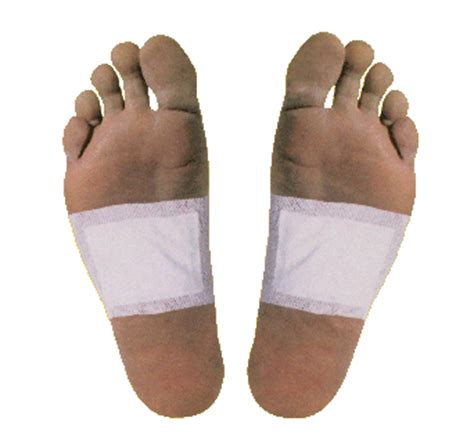 Can You Do Foot Detox While by Takara Detox Foot Patch Ingredient Listing