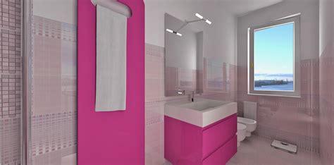 bagno rosa lena artebagno