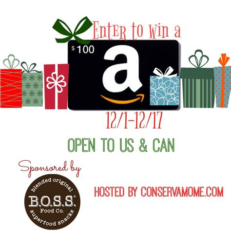 Amazon Daily Giveaways - win 100 amazon gc enter daily us can ends 12 17