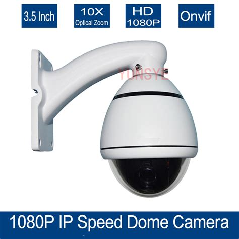 Termurah Ip Sped Dome 10 X Zoom Outdoor Hd 1080p 1080p high speed dome ip 2 0 megapixel hd 10x optical zoom onvif 2mp mini 3 5 quot outdoor