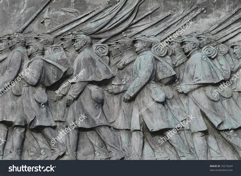 Washington Dc Civil War Cavalry Statue Near The Ulysses S Grant Memorial In Front O Civil War Calvary Statue In Washington Dc Stock Photo 70215634