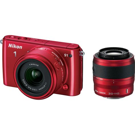 nikon mirrorless digital nikon 1 s1 mirrorless digital with 11 27 5mm and 27629