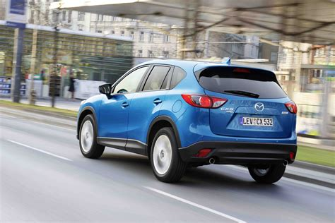 Mazda S New Suv Takes The Tax Out Of Taxing Business Car