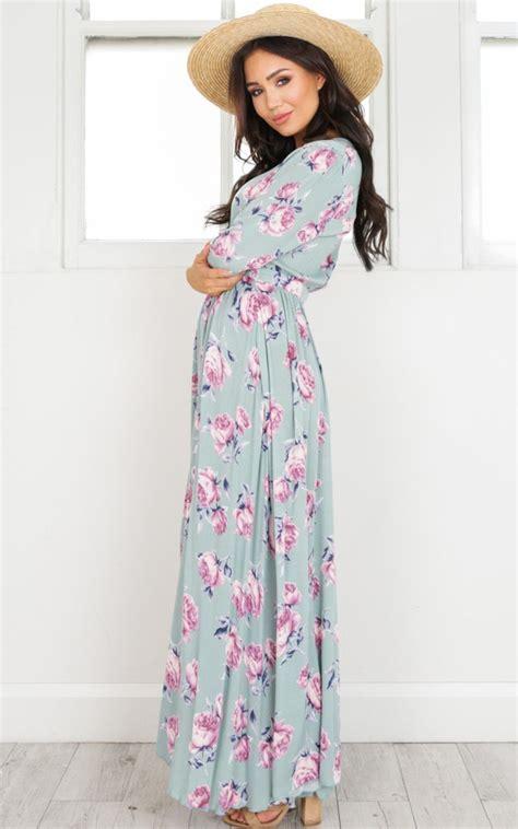 Maxi Dress Liliana liliana maxi dress in floral showpo