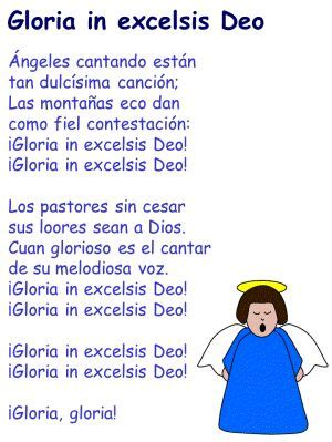 gloria testo 25 best ideas about gloria in excelsis deo on
