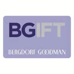 Bergdorf Goodman Gift Card - bergdorf goodman melissa meyers
