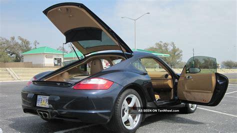 porsche hatchback 2 door 2007 porsche cayman s hatchback 2 door 3 4l
