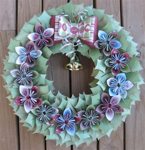christmas door wreaths  craft ideas  cheap materials