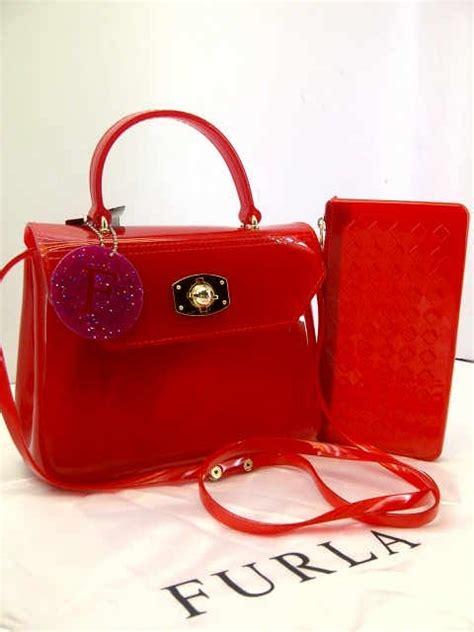 Tas Jelly Bag tas murah furla semi premium