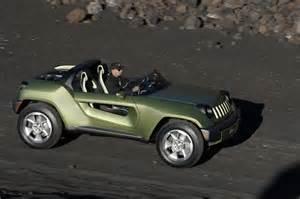 Jeep Renegade Convertible 2008 Jeep Renegade Concept Conceptcarz