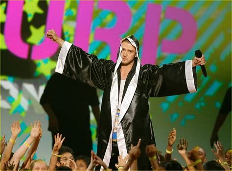 Justin Timberlake Wore Boxers 2007 Choice Awards by Justin Timberlake In Boxer S Shorts Photo 2413793