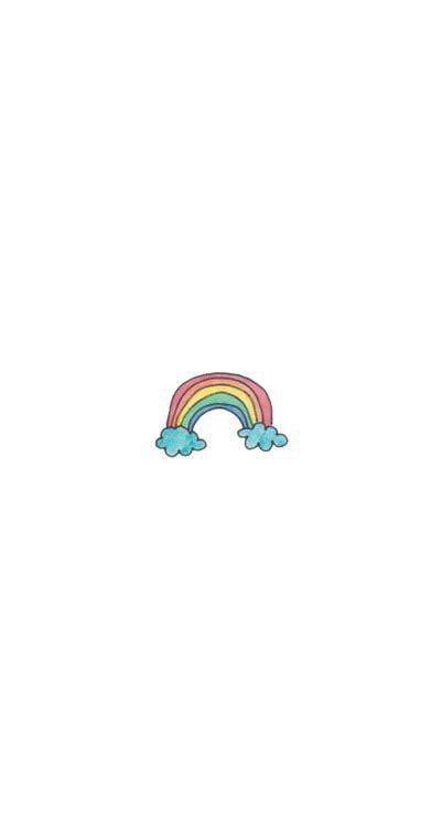 wallpaper tumblr rainbow rainbow on tumblr
