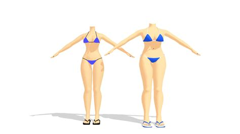 mmd bases mmd thick body bases by eveningsmelody on deviantart