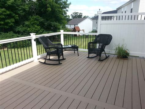 Best Deck Stain by Azek St Louis Azek Decking Composite Decking St Louis