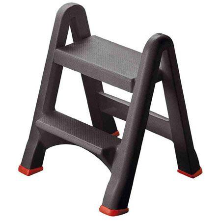 Curver Step Stool by 155160 Curver Folding 2 Step Stool