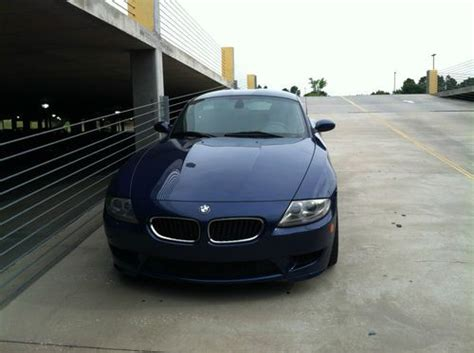 airbag deployment 2007 bmw z4 m engine control sell used 2007 bmw z4 m coupe coupe 2 door 3 2l in huntsville alabama united states for us