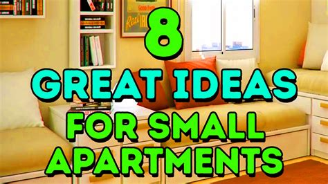 8 great ideas for a tiny house interior l 5 minute crafts