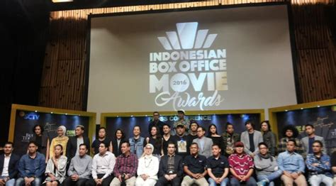 film yang masuk box office 2016 daftar lengkap nominasi indonesian box office movie awards