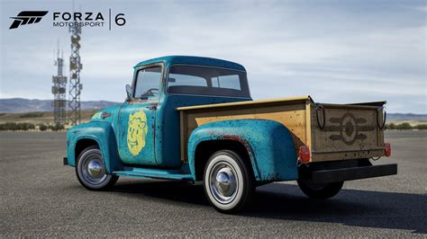 Forza 6 Vw Autos by Forza Motorsport Ford F100 Fallout 4 Edition