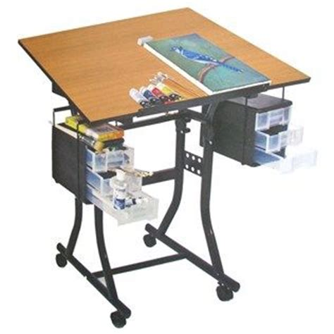 Drafting Tables Hobby Lobby Shops Wheels And Desk Height On Pinterest