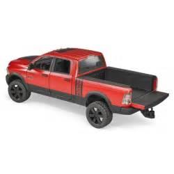 Dodge Power Ram Bruder 02500 Dodge Ram 2500 Power Wagon Truck New