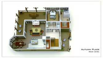 walkout basement house plans cottages and small cottage micro come many styles this modern plan