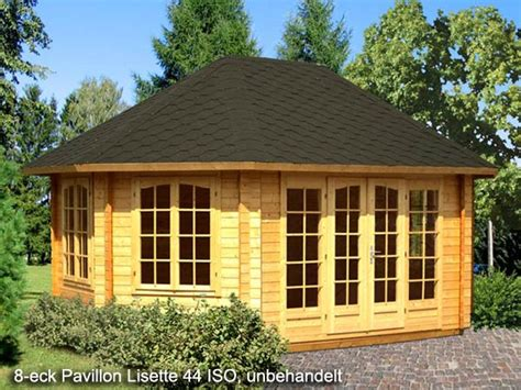 Pavillon 2 5 X 4 by Palmako 8 Eck Pavillon Gartenhaus 20 3 M 178 Mit Einer