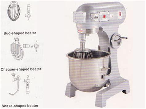 Mixer Untuk Adonan Roti mixer roti memudahkan dalam mengaduk adonan