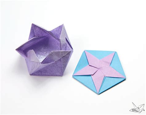 Origami For Intermediates - origami white tato tutorial philip chapman bell