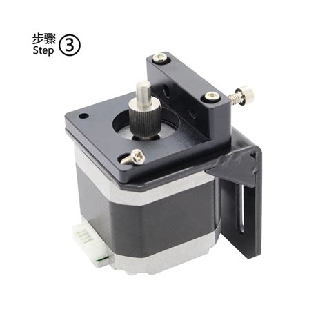 Mk8 All Metal Remote Extruder 175mm3mm new right 3d printer makerbot parts mk8 all metal remote bowden extruder 1 75mm