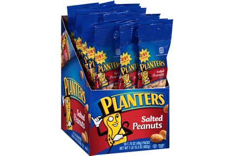 planters salted peanuts planters salted peanuts 18 1 75 oz bags kraft recipes
