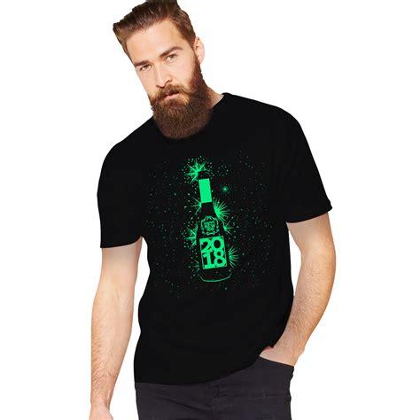 Tshirt Robotic Glow In The men s glow in the t shirt t shirt loot customized