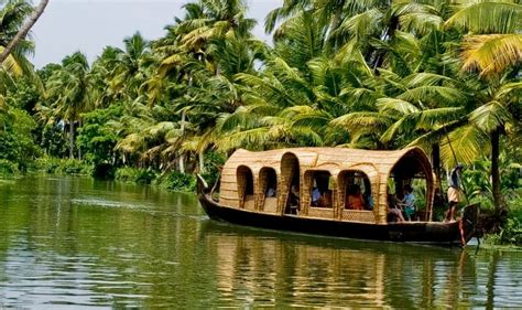 kerala boat house location kerala backwaters houseboat www pixshark images