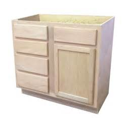 unfinished bathroom cabinet unfinished bathroom vanities an excellent option for