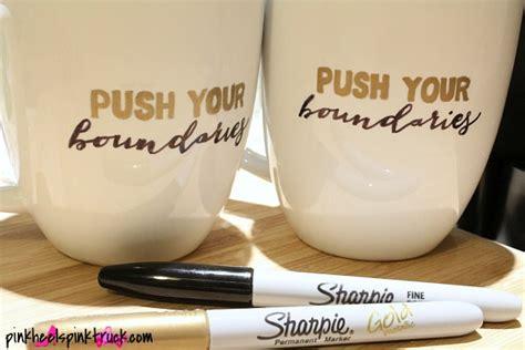 design mug tutorial diy sharpie mug tutorial taylor bradford