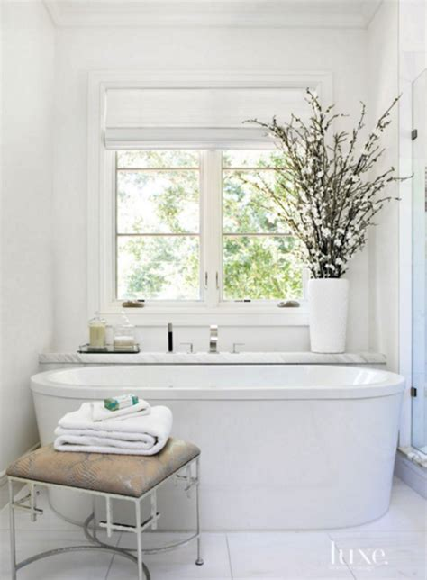 10 Master Bathrooms With Luxurious Freestanding Tubs Bathroom Designs With Freestanding Tubs