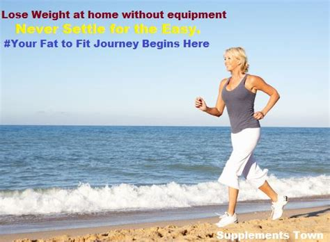exercise to lose weight at home without equipment