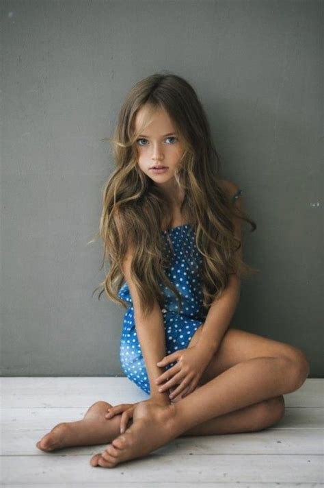 child nonued 7 years kristina pimenova the 9 year old supermodel dubbed most
