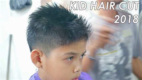 gaya rambut anak cowok  guna inspirasi style keren  post gaya rambut anak cowok