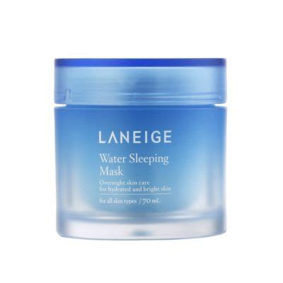 Laneige Water Sleeping Mask Malaysia mask dupes vs splurge