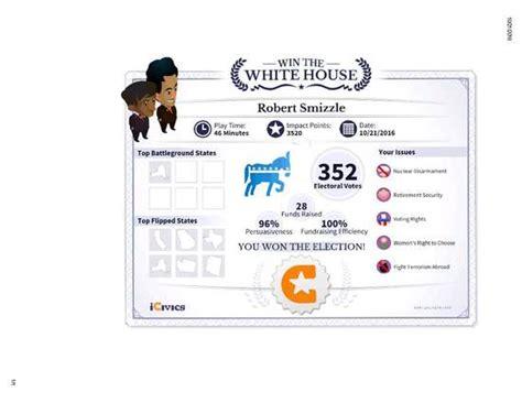 win the white house win the white house house plan 2017