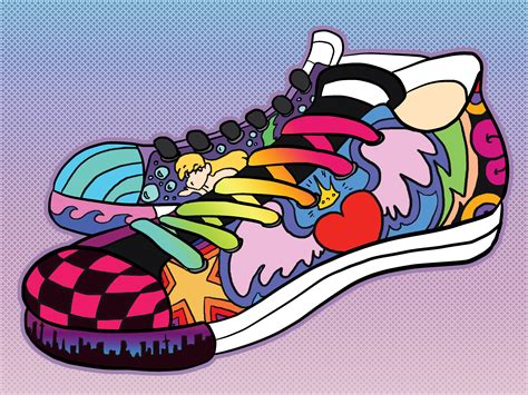 customized shoes 5 ways to customize your shoes wikihow