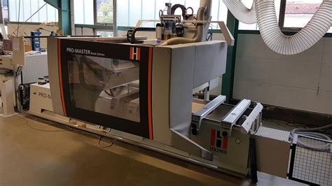 5 Axis Cnc Machining Center By Holz Her High Quality