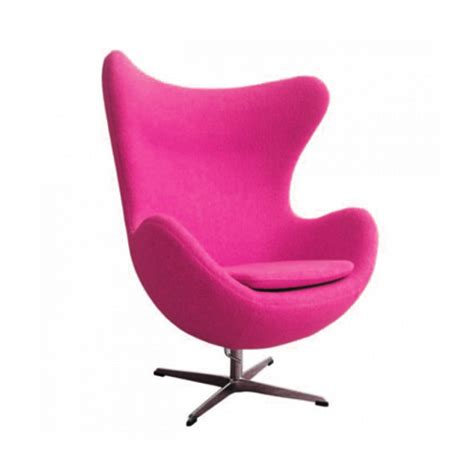 funky ottomans uk arne jacobsen egg style chair