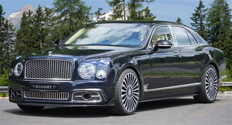 mansory bentley mulsanne mansory gives the bentley mulsanne a bit more pizazz