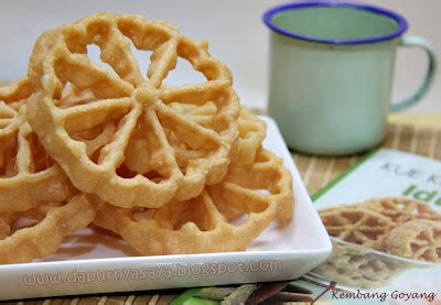 Kue Hoyoe Belinjo 51 resep kue kering terbaru bacaresepdulu