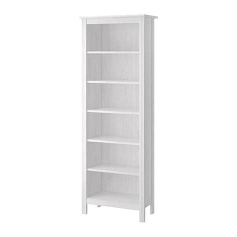 brusali bookcase white ikea